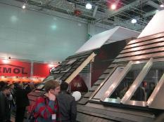 Фотоотчёт по выставке MosBuild2011
